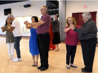 Adult Group Dance Classes Houston and Sugar Land