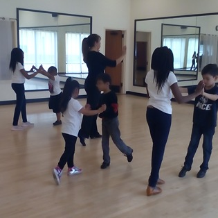 Children Group Dance Classes Houston and Sugar Land