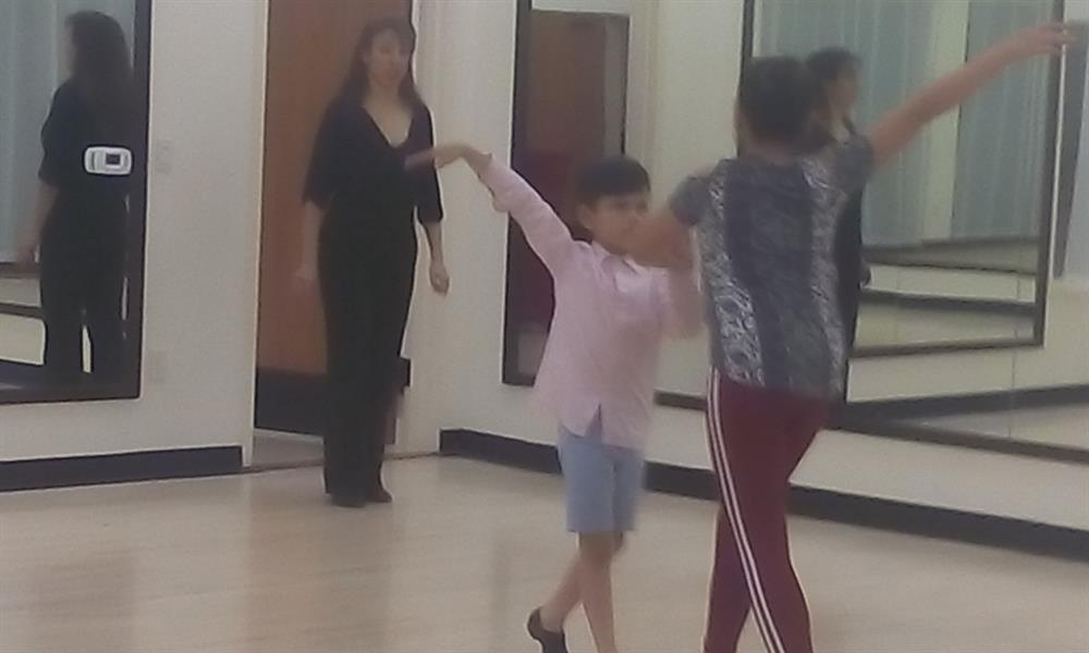 Children Private Dance Lessons in Houston and Sugar Land