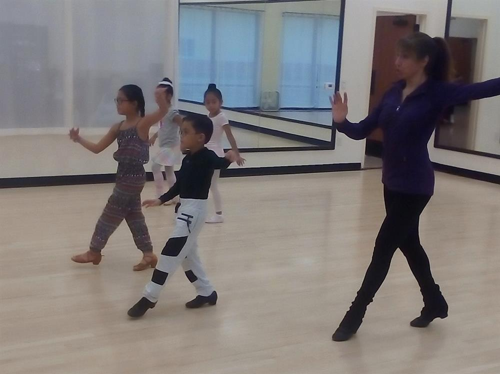 Children Latin Dances