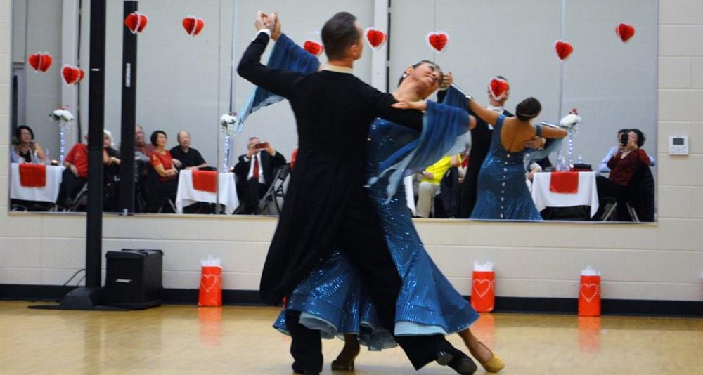 Ballroom Dancers of League City performances
