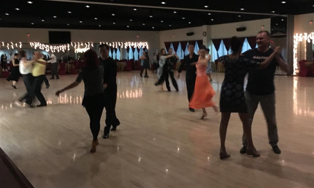 Social Ballroom dances and events in Houston, TX