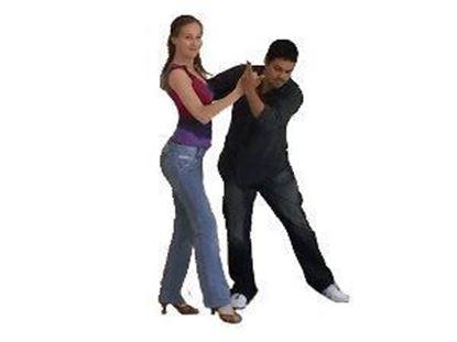 """Anyone Can Dance"" Salsa group dance class in Houston"
