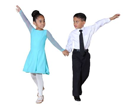 Imagen de Child 6-9 Latin/Ballroom Dance (Thursday 7pm)