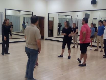 Group Dance Classes (Gift Certificate)