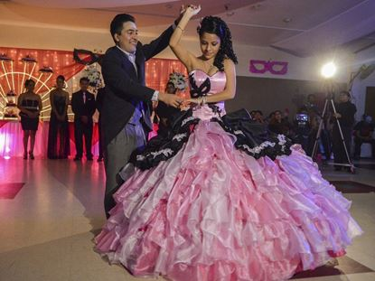 8 Quinceanera-Chamberlain Dance Lessons with Choreography