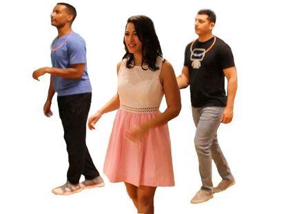 """Kick Start"" pre-Salsa group dance class in Houston"