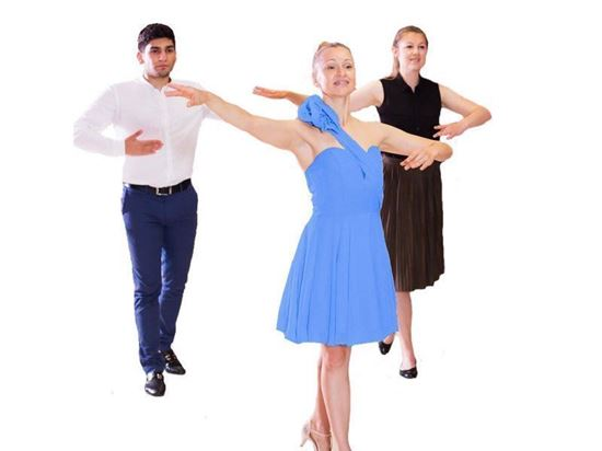 """""""Anyone Can Dance"""" ChaCha and Rumba ( Sunday 4pm) group dance class in Houston"""