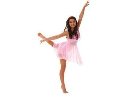 Child 8-10 Lyrical Ballet dance class in Houston and Sugar Land