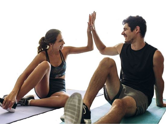 Latin Fitness for Couples (Saturday 3pm)
