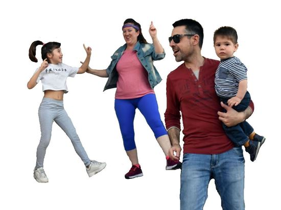 Latin Fitness for Families (Sunday 2pm)