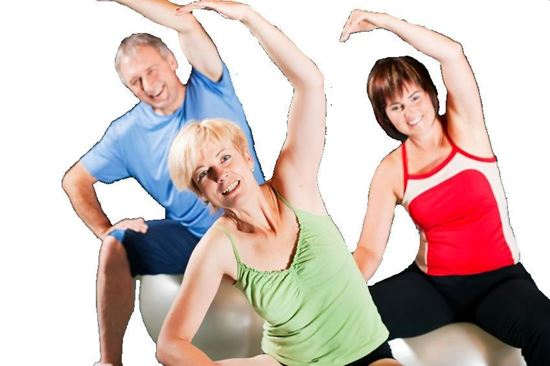 Stretch and Tone fitness class (Sunday 12 Noon)
