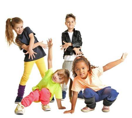 Imagen para la categoría Children Hip Hop Dance Classes