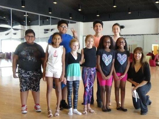 2021 Summer Dance Camp for Children and Teens 8-15 years old  in Houston and Sugar Land.